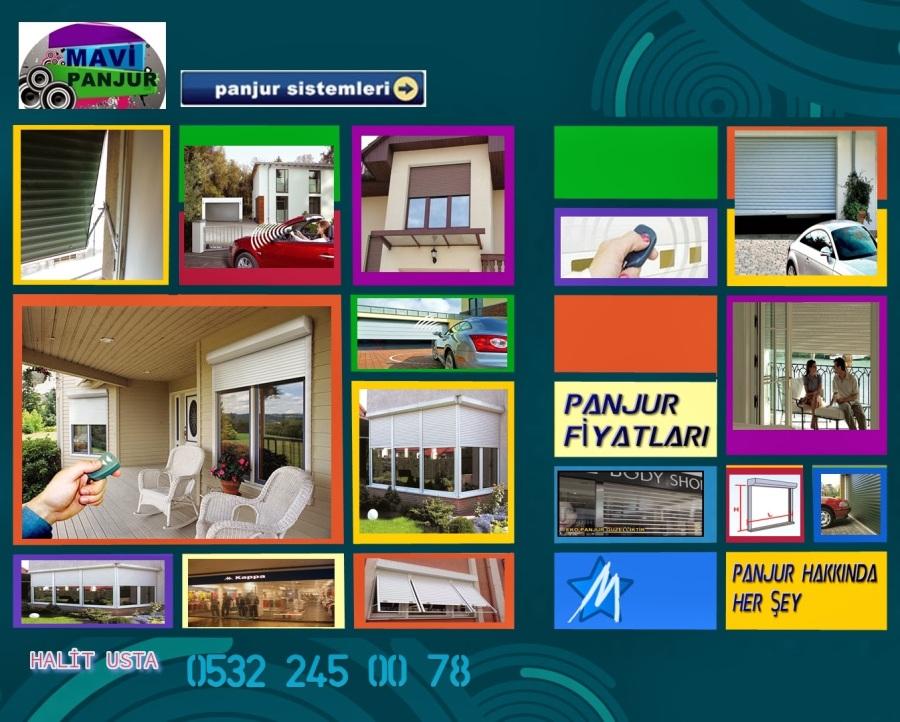 Mavi Panjur, 0532 245 00 78, Panjur imalat, Panjur montaj, Panjur Servis,