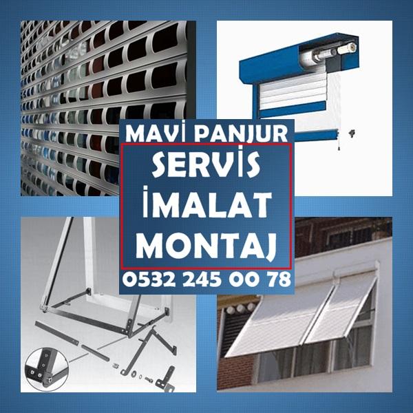 Mavi Panjur ,Panjur Uygulayıcısı,Panjur İmalat,Panjur Montaj,0532 245 0078