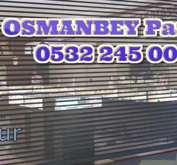 OSMANBEY Panjur, Panjur imalat, Panjur montaj, Panjur Tamir, Panjur Servis, 0532 245 00 78